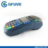 Posición de la tarjeta de crédito de la pantalla en blanco S80