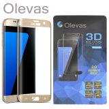 9h 3D'écran verre trempé incurvé Film protecteur pour Samsung Galaxy S7 /S7 Edge