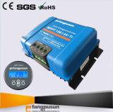 Ce Fangpusun RoHS 12V 24V 36V 48V Auto Sélectionnez Panneau solaire MPPT 45A Contrôleur de charge avec écran LCD