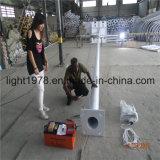 6m 8m 9m 10m 12m pôle pour éclairage de rue de la lampe
