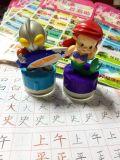 Personifizierte wasserdichte Namen-Kennsätze und Aufkleber für Kinder