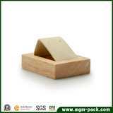 Оптовая изготовленный на заказ стойка индикации ювелирных изделий Soild деревянная