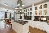 現代デザインホーム家具の食器棚Yb1709368