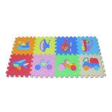 熱い販売のエヴァの泡の床のジグソーパズルの赤ん坊の演劇のマット