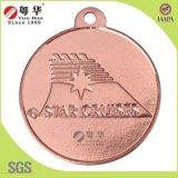 2015 médaille personnalisé de pièces, pièces de monnaie de souvenirs