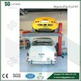 Производство Ce гидравлический стояночный двух автомобилей ни одной процедуры POST система подъема (POP20/2100)