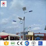 LEDの街灯およびリチウム電池が付いている太陽街灯の30W 40W 50W 60Wの価格