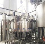 Завод по обработке автоматического пластичного напитка бутылки Carbonated заполняя