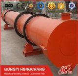 Máquina del secador rotatorio para el concentrado Titanium, carbón, mineral del manganeso