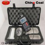 Probador directo ultrasónico del calibrador de espesor de capa