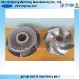 縦のタービンポンプステンレス鋼/炭素鋼ポンプインペラー