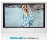 43-дюймовый ЖК-дисплей прозрачный выставочного дела
