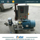 Edelstahl-Doppelschrauben-Pumpe für Stau-Übertragung
