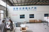 W tapent le grand filtre de produit chimique de la capacité HEPA de la poussière