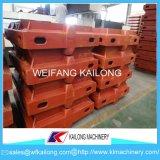 Equipo de la fundición de la caja de moldeo de bastidor del matraz de la alta calidad que moldea