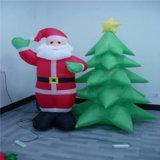 De opblaasbare Boog van Kerstmis voor de Decoratie van Kerstmis