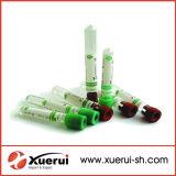 Одноразовые пластиковые Heparin сбора крови проверку трубки