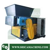 El plástico fuerte recicla la máquina para la fibra plástica inútil, bolso tejido