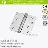 Шарниры двери высокого качества нержавеющей стали