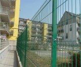 Панель проволочной изгороди сада обеспеченностью/изогнутая загородка сетки
