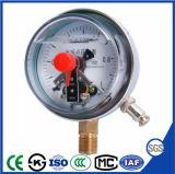 Лучшее качество масла заполнен электрическим током - электрический контакт к манометру
