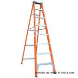 """het Frame Enige Pool van """" a """" isoleerde het Vouwen van de Ladder van de Stap FRP 4"""