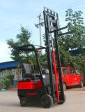 Niedriger elektrischer vierradangetriebengabelstapler des Preis-500kg