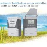 Landwirtschaftliches Gewächshaus-automatische Wasser-Filtration, die Systems-Controller zurückströmt