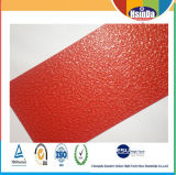 Ral couleur rouge Marteau Texture électrostatique Powder Coating