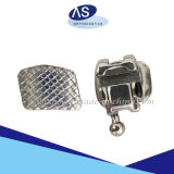 Uno mismo pasivo del producto dental que liga la ortodoncia del corchete con todos los ganchos de leva