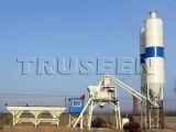 Цена 35m3/H подготавливает завод бетона смешивания