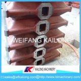 La boccetta di alta qualità ha personalizzato la riga di modanatura staffa di fonderia utilizzata per la fonderia