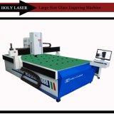 2D machine de gravure en verre de grande taille du laser 3D en cristal