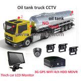 4CH Car DVR /4CH DVR Veículo /4CH HDD&DVR móvel SD /4CH DVR Móvel de vídeo