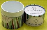 중국 커피 콩 포장 둥근 종이상자 또는 둥근 마분지 선물 상자