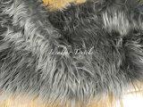 Pelliccia Shaggy del Faux del mucchio lungo