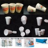 ENV-Schaumgummi-Plastikcup, welches die 8 Unze-Cup herstellen Maschine bildet