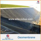 Цвет белизны Geomembrane HDPE мембраны плоского толя водоустойчивый