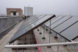 Ou chapa lisa aquecedor solar de água Pressurizada