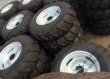 Bewässerung-Gummireifen 14.9-24 mit galvanisierter Felge W12X24