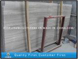 Китайский дерева серый/серый Афин дерева мраморные плитки на полах в/слоев REST