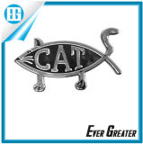 Emblema no nativo de la insignia del coche, emblema no nativo modificado para requisitos particulares del coche de la insignia de la marca de fábrica del coche de las insignias del coche