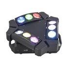 Новый 9PCS полноцветное перемещение головки блока цилиндров под руководством крестовина лампа дальнего света