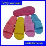 Тапочка цвета конфеты крытая домашняя для девушок (13L106)