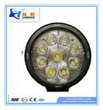 차 가벼운 시스템 차 일 빛 미국 크리 사람 LED 높은 램프 (LH127)