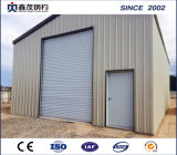 Полуфабрикат здание стальной структуры для стоянкы автомобилей автомобиля