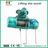 Mini alzamiento de cuerda eléctrico de alambre del PA para la venta