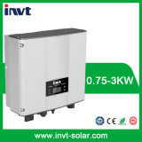Invt 0.75kw/1kw/1.5kw/2kw/3kw 단일 위상 격자에 의하여 묶이는 태양 에너지 변환장치