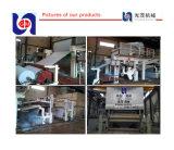 폐지 재생 공장, 냅킨 티슈 페이퍼 엄청나게 큰 롤 기계