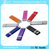 ロゴ(ZYF1843)の熱く安い昇進のギフトのプラスチック8GB USB駆動機構